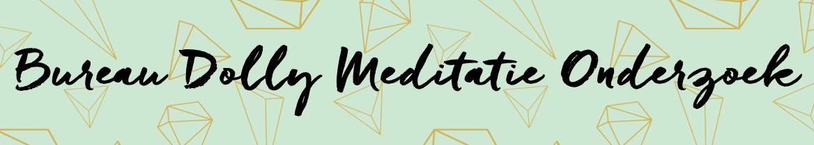 Meditatie onderzoek